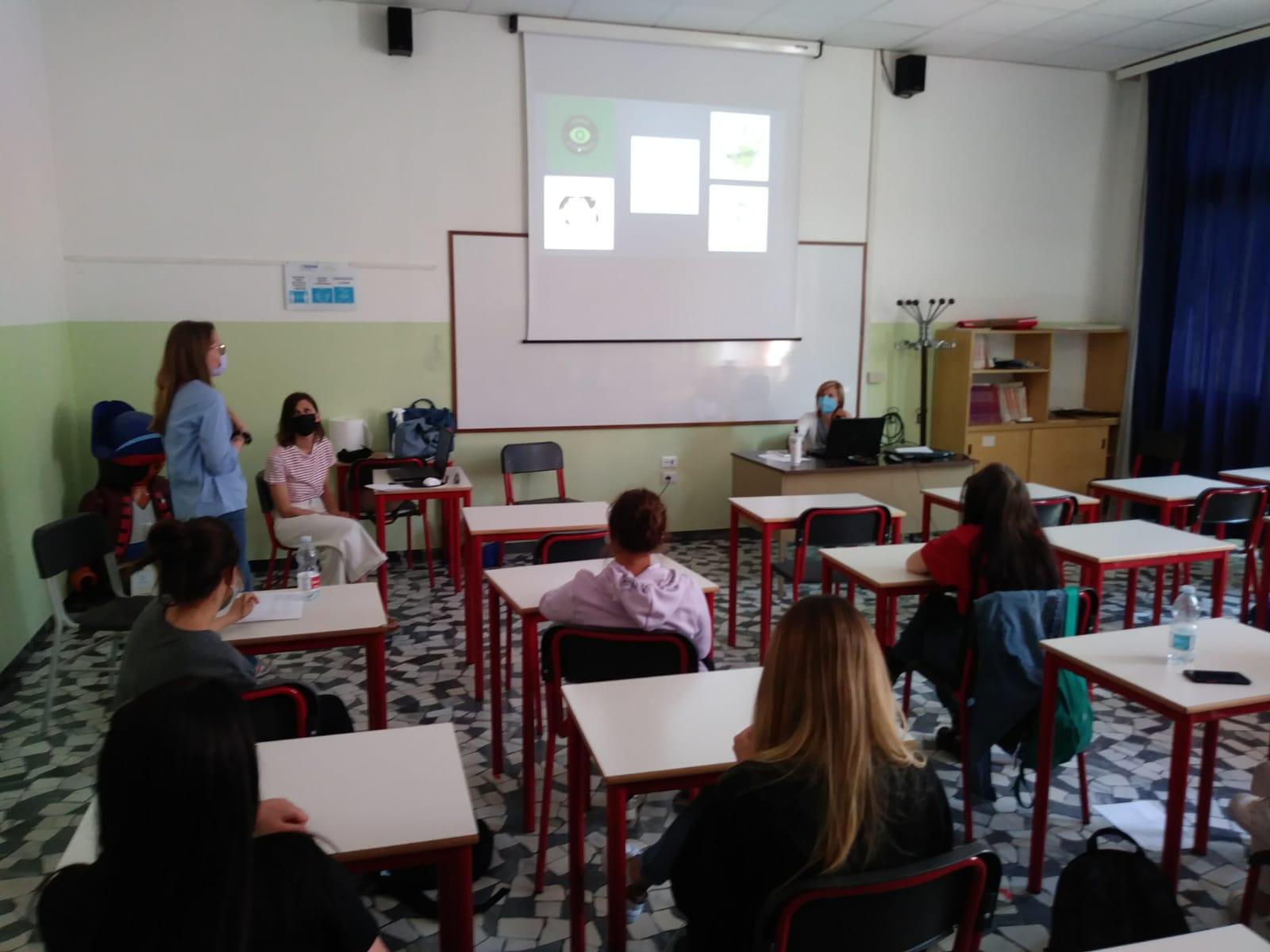 Zero Spreco: concluso il progetto Young Innovators in Engim Veneto Vicenza
