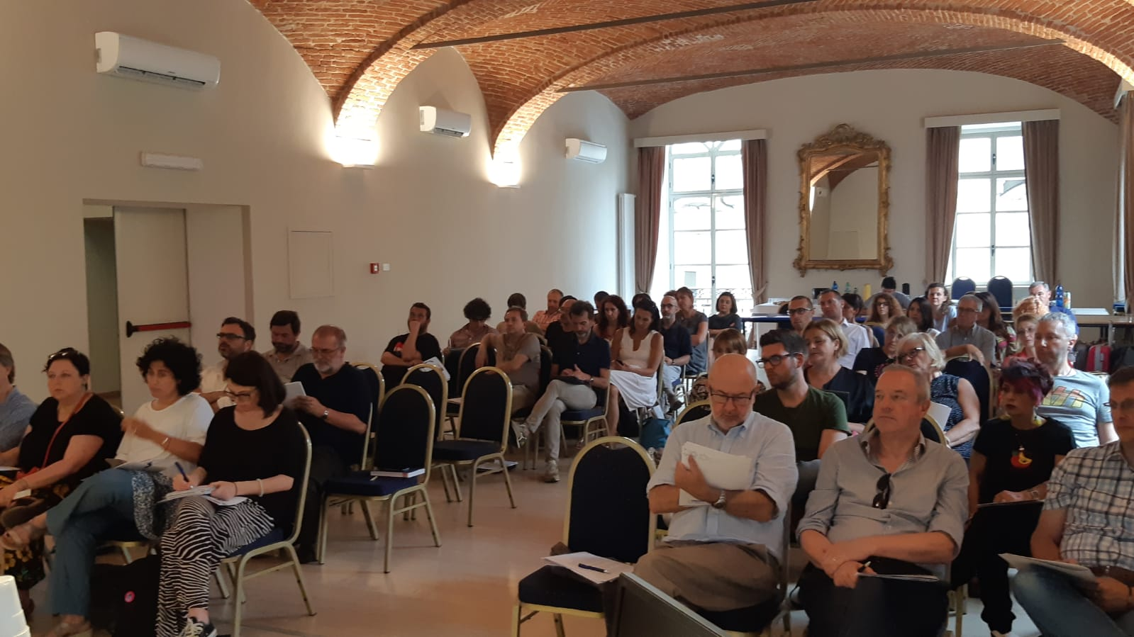 Be Human, Be Green - Convegno Nazionale